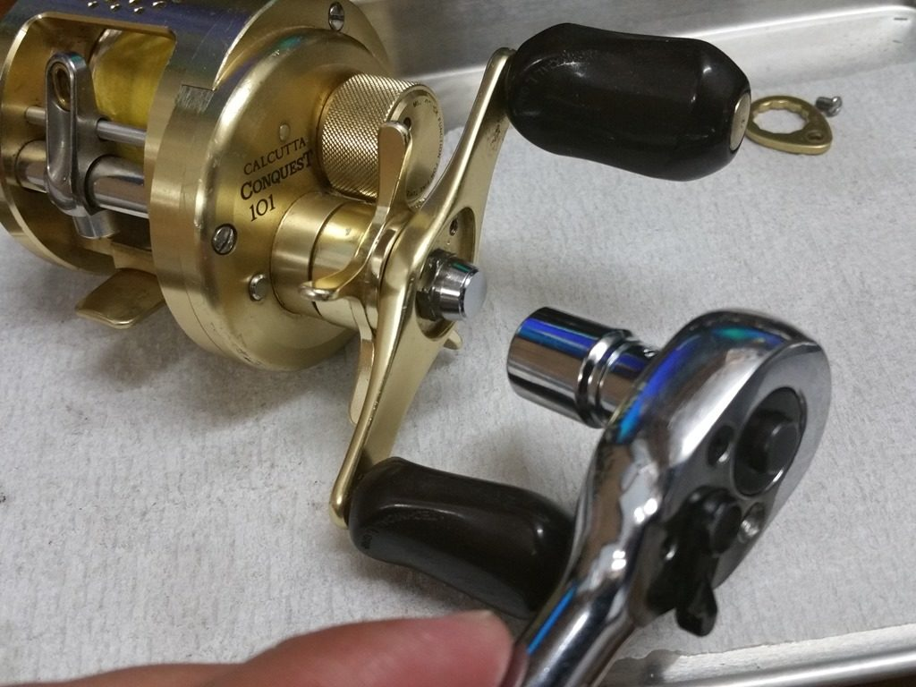 SHIMANO calcutta conquest101-3