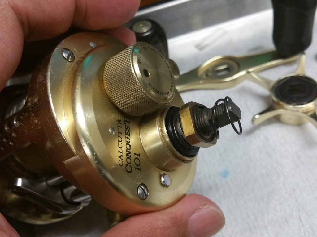 SHIMANO calcutta conquest101-4