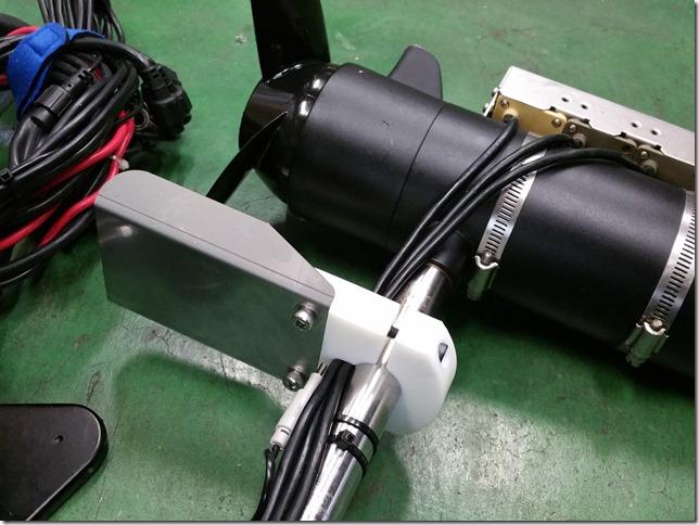 キャビテーション防止プレート樹脂