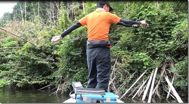 竹カバーフリッピング