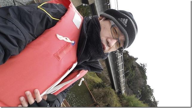 亀山湖二月