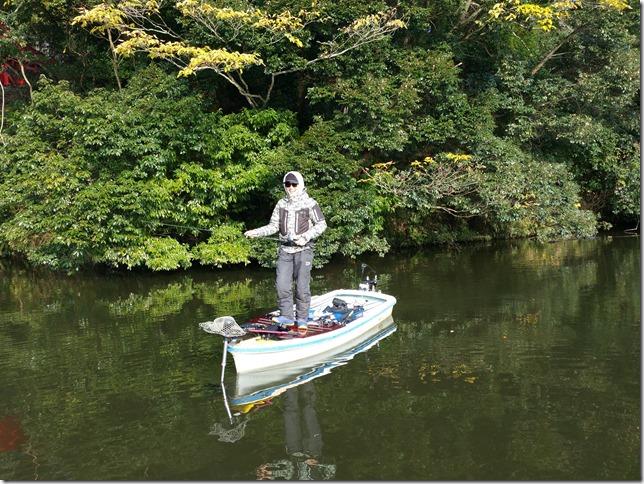 亀山湖北畠蘭知亜さん