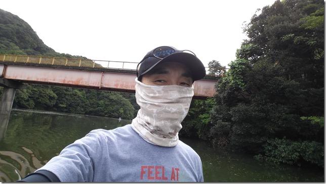 亀山湖藤林水道