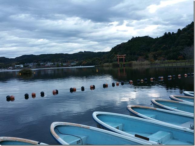 亀山ダム本湖