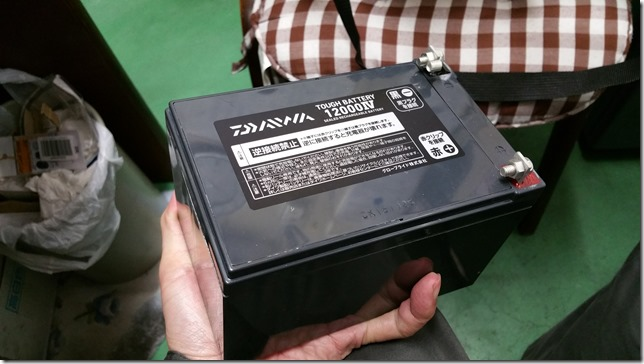 Daiwa TOUGH BATTERY_170910