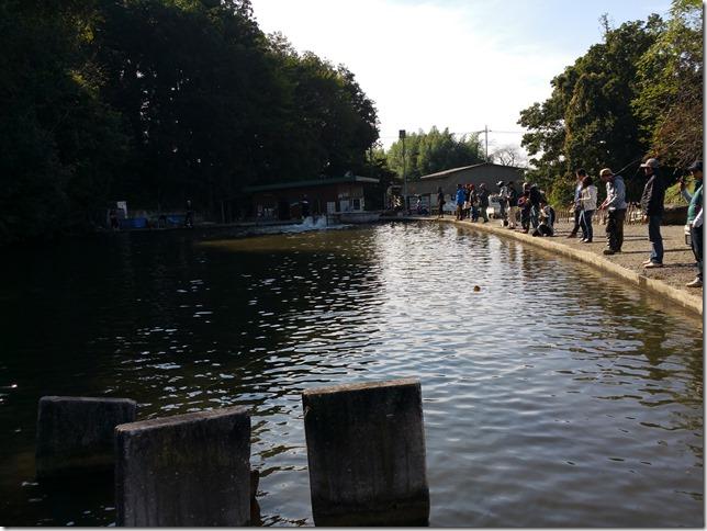 宮城アングラーズヴィレッジ下池