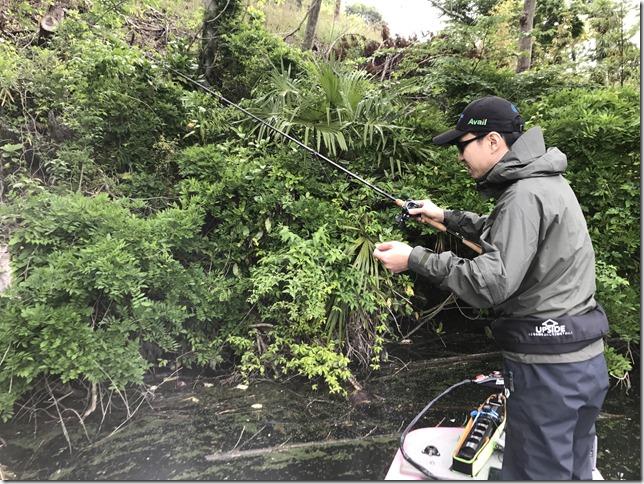 亀山湖フリッピング