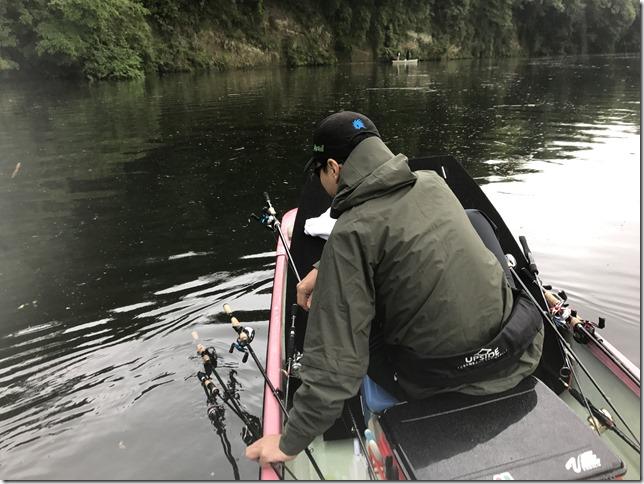 レンタルボート落水危険