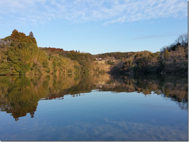 亀山ダムプロガイドWinter bass fishing