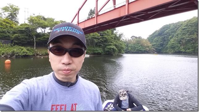 亀山湖5月31日 05.34.40