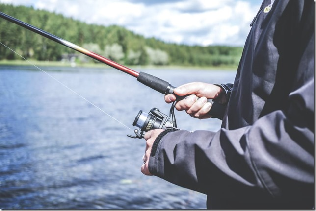 釣りは遊び