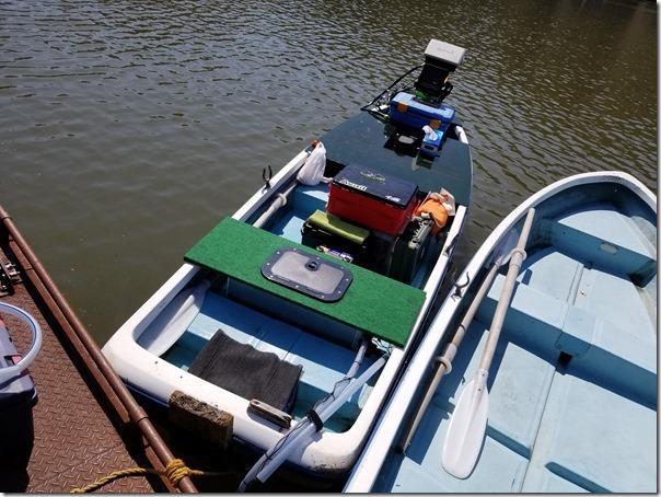 レンタルボート&エレキスタイル 遊心ハイデッキ