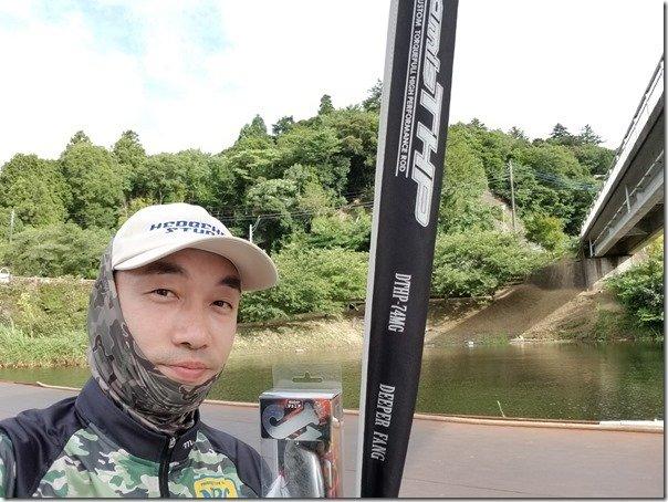 亀山ダム房総チャプター2018第4戦