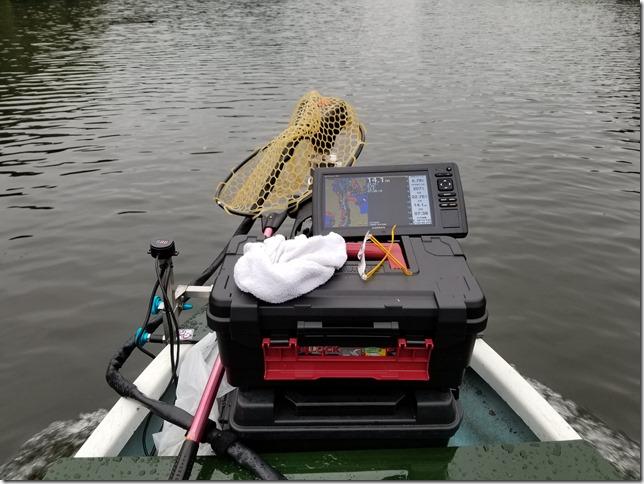 MEIHO ハードマスター400をレンタルボートで使ってみたところ