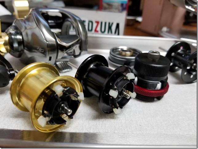 Avail Microcast Spool 18BTM58RI