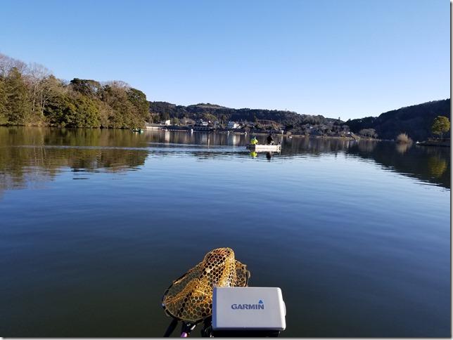 2019亀山ダム初釣り (7)