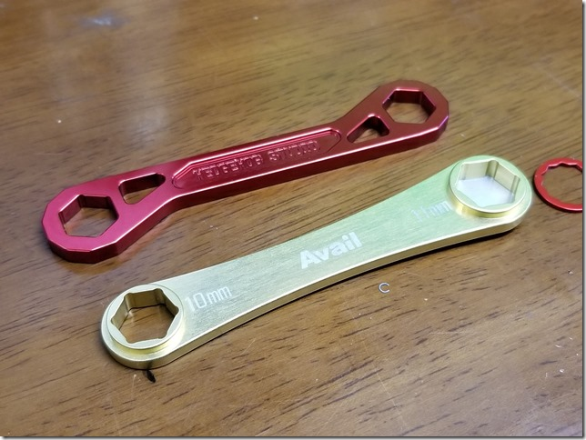 Avail OFFSET WRENCH