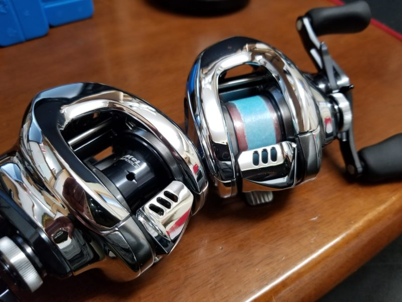 SHIMANO19ANTARES HG RIGHT&LEFT