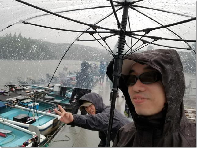 亀山ダムトキタボート桟橋