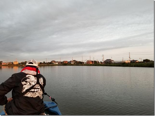茨城県新利根川