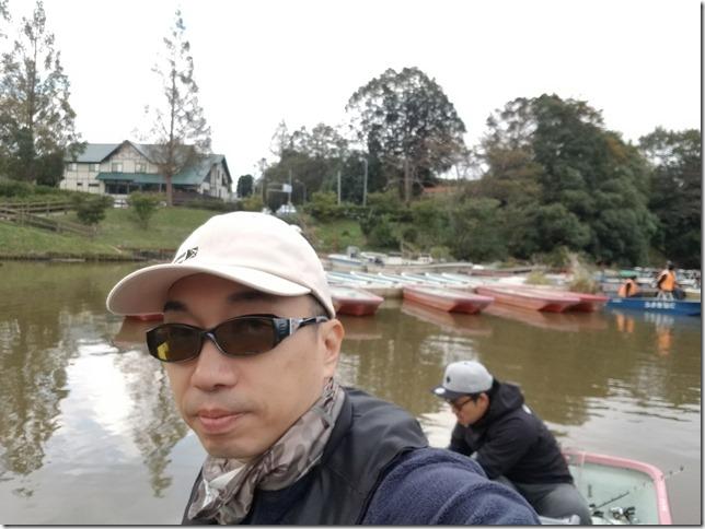 亀山ダムつばきもとボート