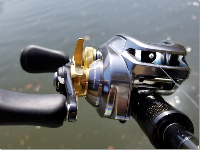 SHIMANO 18BantamMGL PG RIGHT